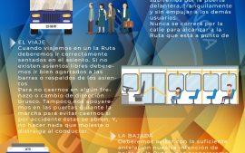 Medidas de Autocuidado cuando uses el Servicio de Transporte Público de Pasajeros