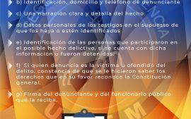 Protocolo de Actuación en caso del Delito de Robo de La Universidad Autónoma del Estado de Morelos 4
